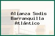 Alianza Sodis Barranquilla Atlántico