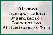 Alianza Transportadora Organización Cooperativa Villavicencio Meta