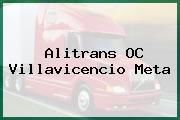 Alitrans OC Villavicencio Meta