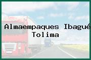 Almaempaques Ibagué Tolima