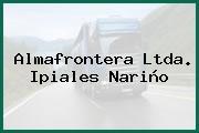 Almafrontera Ltda. Ipiales Nariño