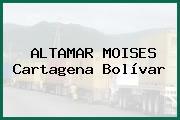 ALTAMAR MOISES Cartagena Bolívar
