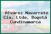 Alvarez Navarrete Cía. Ltda. Bogotá Cundinamarca