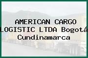 AMERICAN CARGO LOGISTIC LTDA Bogotá Cundinamarca