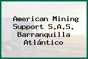 American Mining Support S.A.S. Barranquilla Atlántico