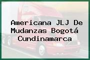 Americana JLJ De Mudanzas Bogotá Cundinamarca