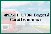 AMISHI LTDA Bogotá Cundinamarca