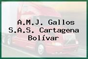 A.M.J. Gallos S.A.S. Cartagena Bolívar