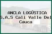 ANCLA LOGÚSTICA S.A.S Cali Valle Del Cauca