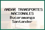ANDAR TRANSPORTES NACIONALES Bucaramanga Santander