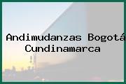 Andimudanzas Bogotá Cundinamarca