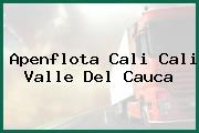 Apenflota Cali Cali Valle Del Cauca
