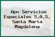Apn Servicios Especiales S.A.S. Santa Marta Magdalena