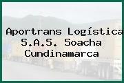 Aportrans Logística S.A.S. Soacha Cundinamarca