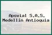 Apsvial S.A.S. Medellín Antioquia