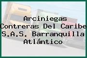 Arciniegas Contreras Del Caribe S.A.S. Barranquilla Atlántico
