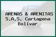 ARENAS & ARENITAS S.A.S. Cartagena Bolívar