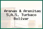 Arenas & Arenitas S.A.S. Turbaco Bolívar