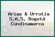 Arias & Urrutia S.A.S. Bogotá Cundinamarca