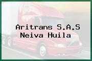 Aritrans S.A.S Neiva Huila