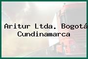 Aritur Ltda. Bogotá Cundinamarca