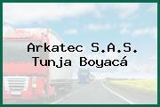 Arkatec S.A.S. Tunja Boyacá