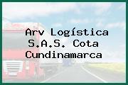 Arv Logística S.A.S. Cota Cundinamarca