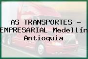 AS TRANSPORTES - EMPRESARIAL Medellín Antioquia