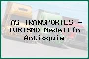 AS TRANSPORTES - TURISMO Medellín Antioquia