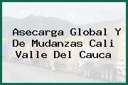Asecarga Global Y De Mudanzas Cali Valle Del Cauca