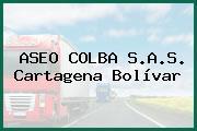 ASEO COLBA S.A.S. Cartagena Bolívar