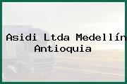 Asidi Ltda Medellín Antioquia