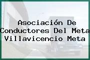 Asociación De Conductores Del Meta Villavicencio Meta