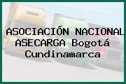 ASOCIACIÓN NACIONAL ASECARGA Bogotá Cundinamarca