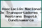 Asociación Nacional De Transportadores - Asotrans Bogotá Cundinamarca