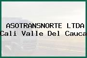 ASOTRANSNORTE LTDA Cali Valle Del Cauca
