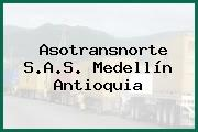 Asotransnorte S.A.S. Medellín Antioquia