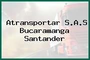 Atransportar S.A.S Bucaramanga Santander