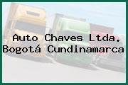 Auto Chaves Ltda. Bogotá Cundinamarca