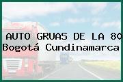AUTO GRUAS DE LA 80 Bogotá Cundinamarca