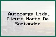 Autocarga Ltda. Cúcuta Norte De Santander