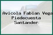 Avicola Fabian Vega Piedecuesta Santander