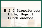 B & C Biosciences Ltda. Bogotá Cundinamarca
