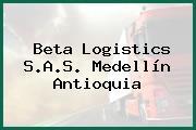 Beta Logistics S.A.S. Medellín Antioquia