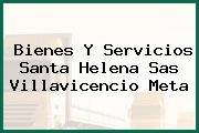 Bienes Y Servicios Santa Helena Sas Villavicencio Meta