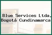 Blue Services Ltda. Bogotá Cundinamarca