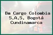 Bm Cargo Colombia S.A.S. Bogotá Cundinamarca