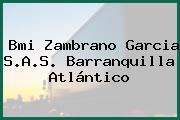 Bmi Zambrano Garcia S.A.S. Barranquilla Atlántico