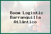 Boom Logistic Barranquilla Atlántico