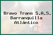 Bravo Trans S.A.S. Barranquilla Atlántico
